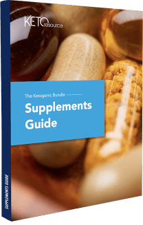 Bonus #3 Keto Supplement Guide cover
