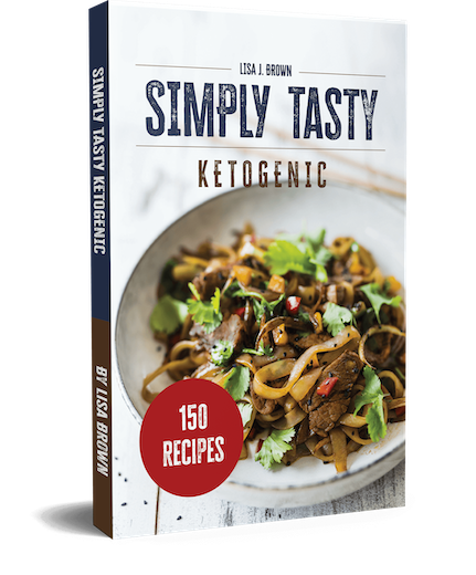 FREE Simple Tasty Ketogenic Cookbook